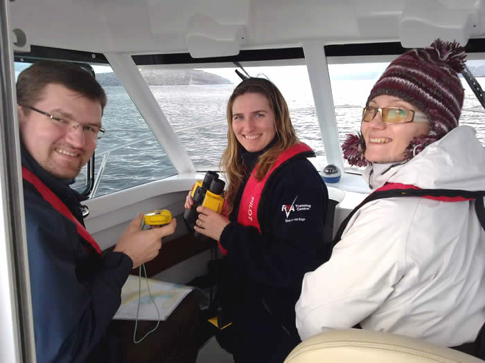 Have fun, enjoy yourself and be safe with ScotSail - and don't forget the camera!